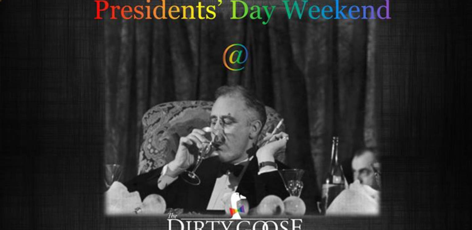 Presidents' Day Weekend at TDG